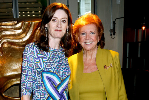 Lunch for Cilla Black OBE at Rabot 1745 on 13 May 2014, to celebrate her BAFTA Special Award, to be presented at the Arqiva British Academy Television Awards on 18 May 2014.