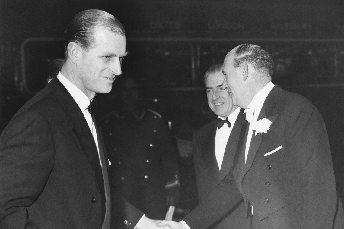 The BRITISH FILM ACADEMY AWARDS in 1960