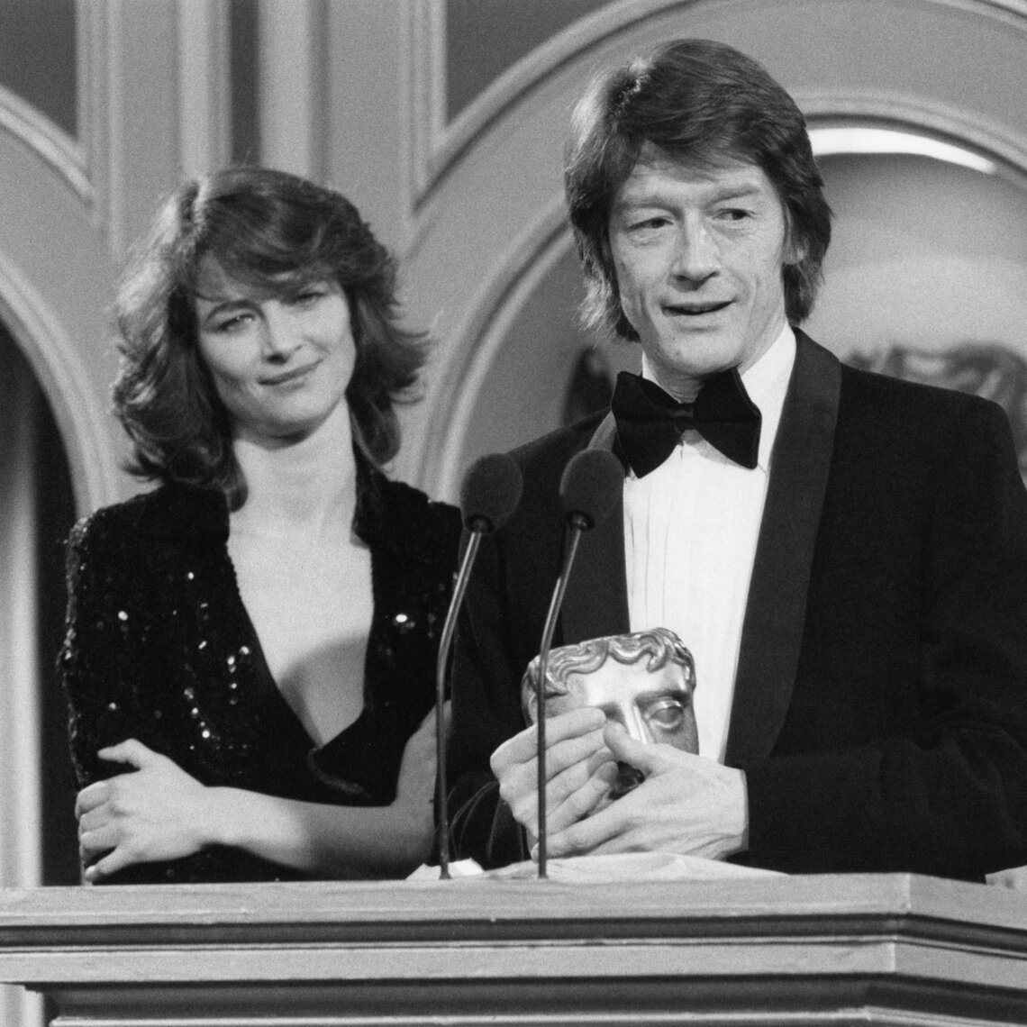 The BRITISH ACADEMY of FILM and TELEVISION ARTS AWARDS 1981