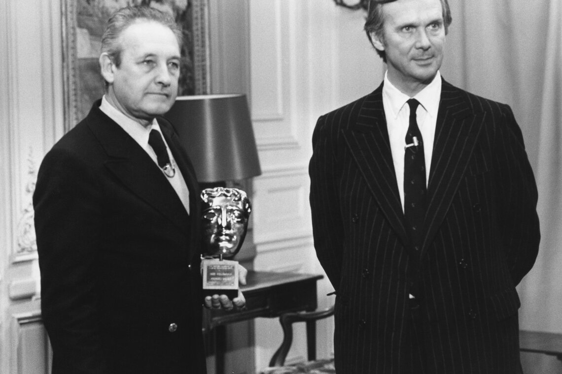 The BRITISH FILM ACADEMY AWARDS in 19The BRITISH ACADEMY of FILM and TELEVISION ARTS AWARDS in 1982