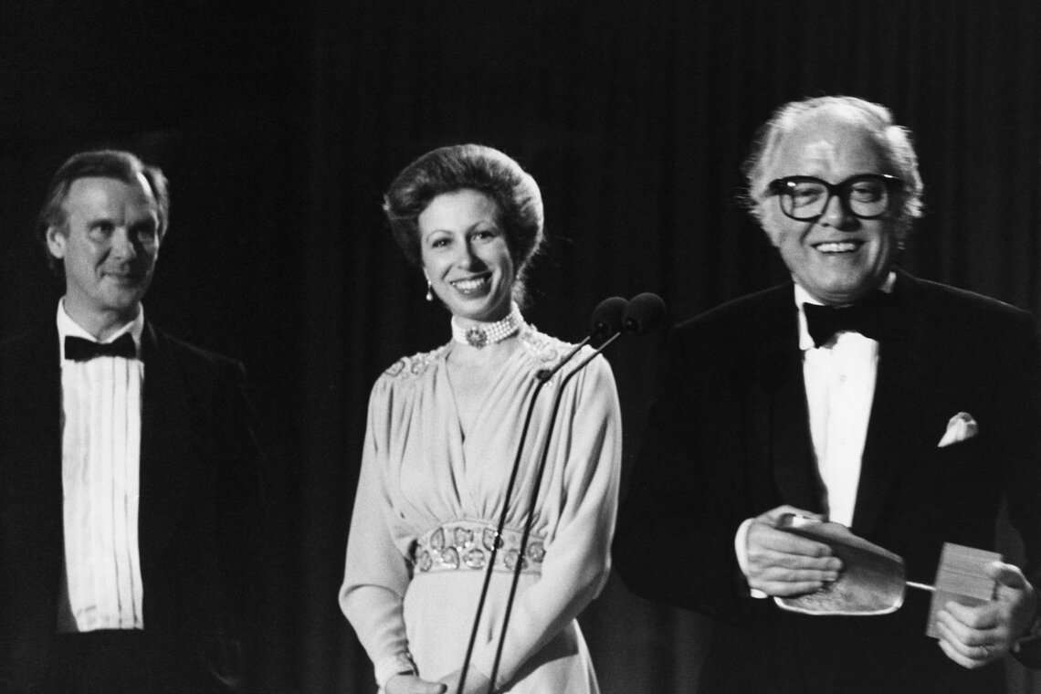 The BRITISH FILM ACADEMY AWARDS in 19The BRITISH ACADEMY of FILM and TELEVISION ARTS AWARDS in 1983