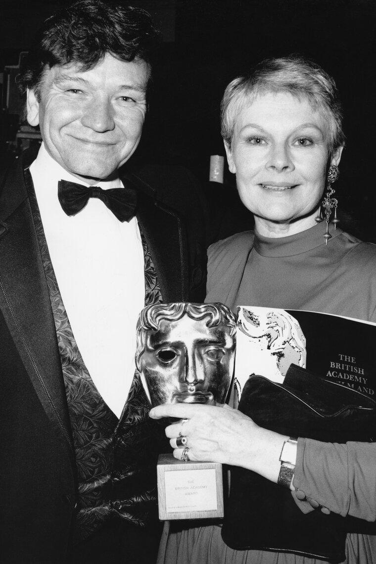 The BRITISH FILM ACADEMY AWARDS in 1989