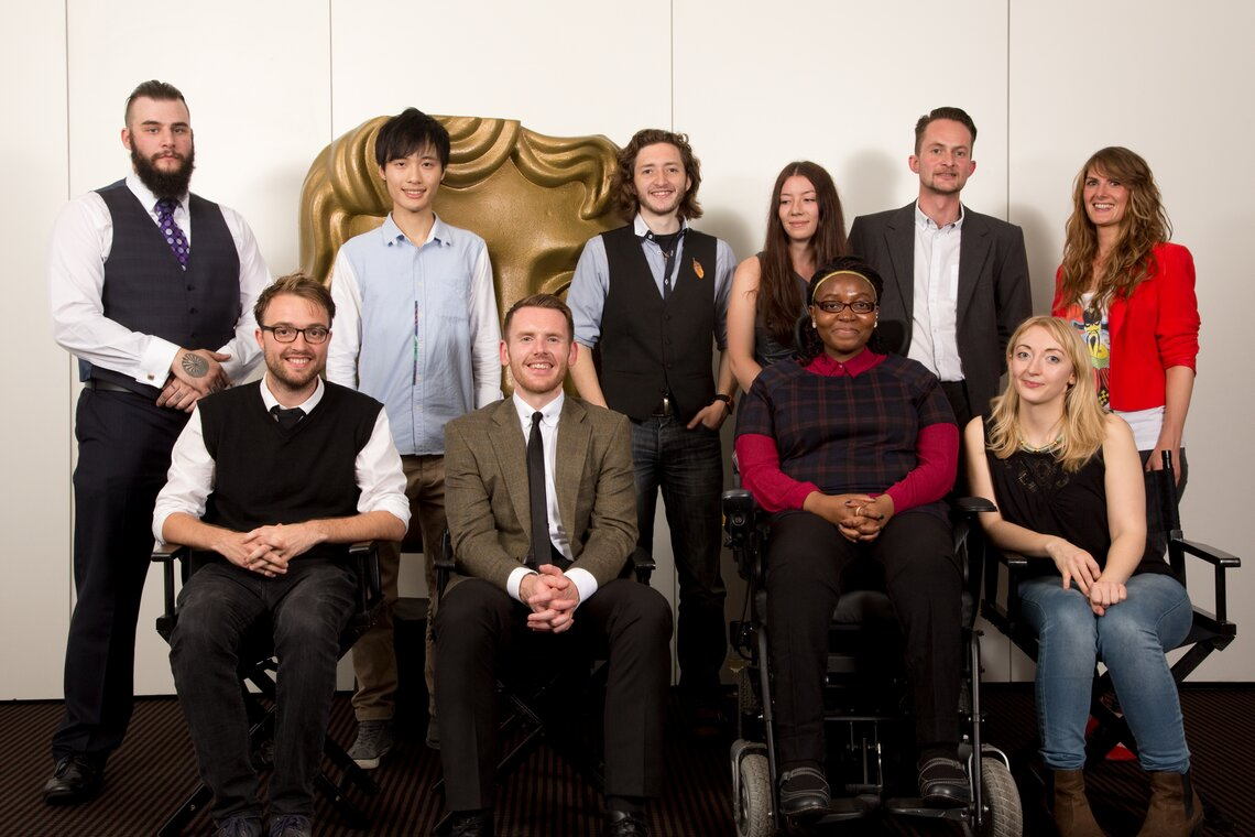 BAFTA Scholars Reception - Autumn 2013