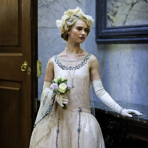 Caroline McCall - Downton Abbey Costume Designer