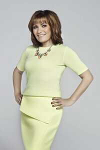 Lorraine Kelly - Outstanding Contribution to Television (BAFTA Scotland)