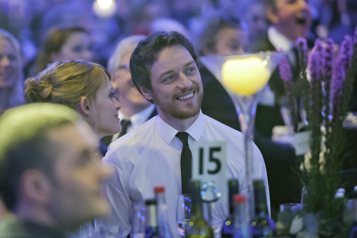 Baftas: British Academy Scotland Awards: Ceremony In 2014