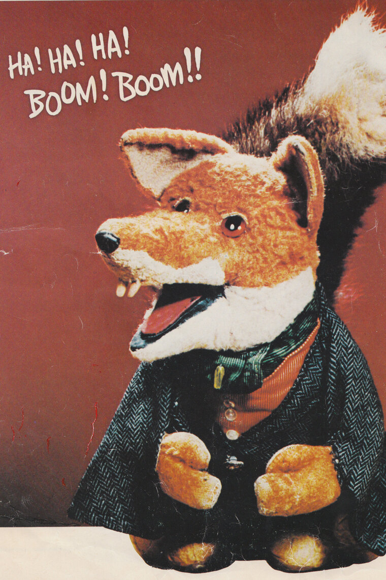 Basil Brush Net Worth
