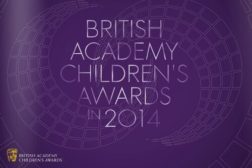 BAFTA Children's Awards Brochure Cover 2014
