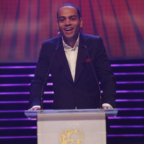 Event: British Academy Children's AwardsDate: 23 November 2014Venue: The Roundhouse, LondonHost: Doc Brown-Area: CEREMONY