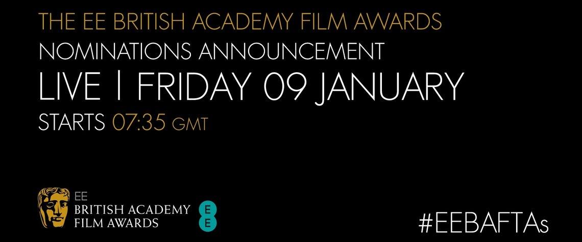 Film Awards in 2015 Nominations Announcement Promo