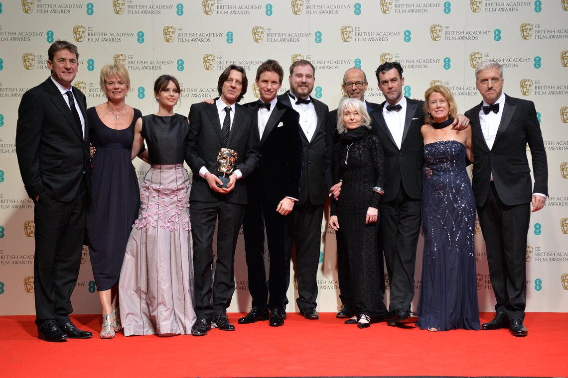Bafta Awards: Winners At The EE British Academy Film Awards In 2015