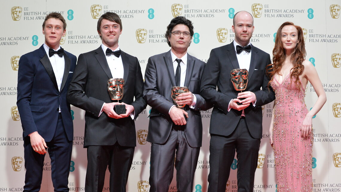 Winners At The Ee British Academy Film Awards In 2015 Bafta