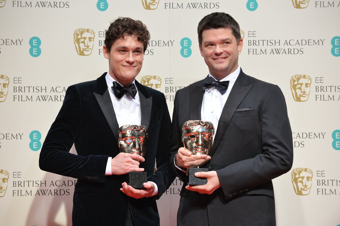 Event: EE British Academy Film AwardsDate: Sun 8 February 2015Venue: Royal Opera HouseHost: Stephen Fry-Area: PRESS ROOM