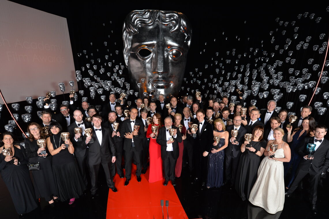 Bafta Winners: Winners At The EE British Academy Film Awards In 2015