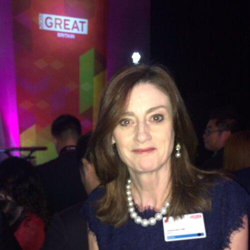 Amanda Berry at the GREAT Festival of Creativity in Shanghai