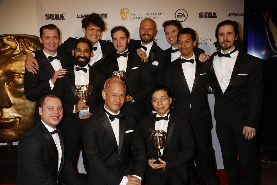 BAFTA: Celebrating The Winners Of The British Academy Games