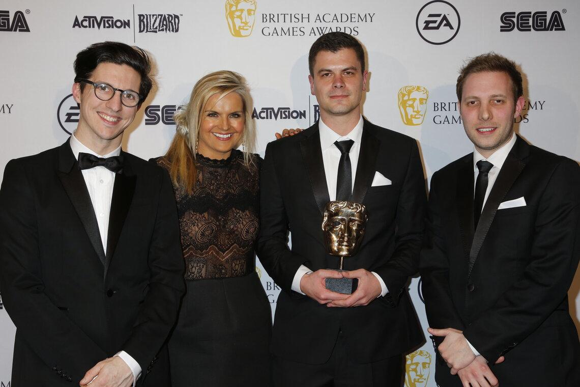 Bafta Winners: Celebrating The Winners Of The British Academy Games