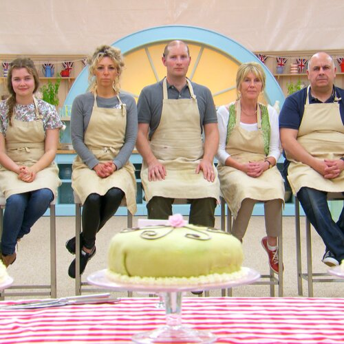 Great British Bake Off 2014