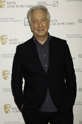 Life in Pictures series in 2015- Alan Rickman