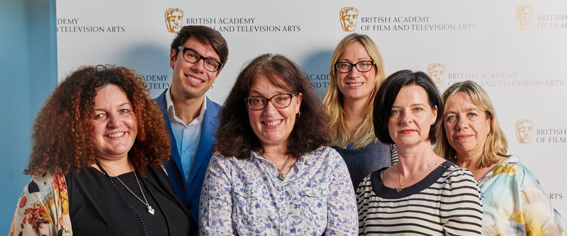 Event: BAFTA Rocliffe Writing for ChildrenDate: Sat 12 September 2015Venue: BAFTA, 195 PiccadillyHost: Farah AbusweshaPanellists: Diane Whitley (writer) and Lucy Martin (exec producer)-Works performed: The GranDad Project by Mariana SerapicosThe Tro