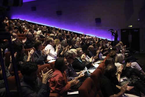 Event: The BAFTA and BFI Screenwriters' Lecture Series in association with JJ Charitable Trust: ANDREW BOVELLDate: 25 September 2015Venue: BAFTA, 195 PiccadillyHost: Tanya Seghatchian