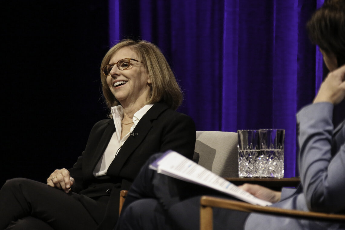 Nancy Meyers Nancy Meyers Delivers Her Screenwriters Lecture Bafta