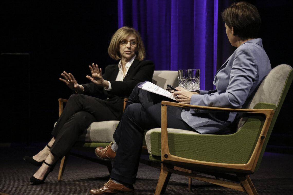Nancy Meyers Nancy Meyers Screenwriters Lecture Gallery Bafta