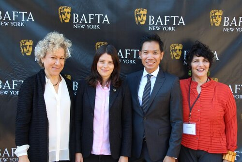 BAFTA New York Scholars 2015