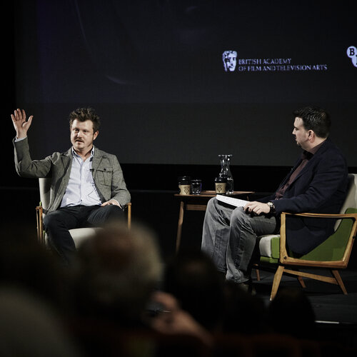 Event: The BAFTA and BFI Screenwriters' Lecture Series in association with JJ Charitable Trust: BEAU WILLIMONDate: 3 October 2015Venue: BFI, SouthbankHost: Nev Pierce
