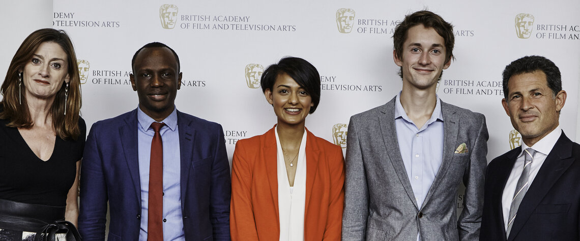 Event: BAFTA Scholarships Launch 2015Date: 30 September 2015Venue: BAFTA, 195 Piccadilly