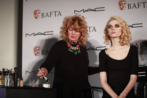 Event: BAFTA and M.A.C Cosmetics present a Make-up Masterclass with Naomi Donne at CoppaDate: Thursday 12 November 2015Venue: The Peninsula, Beijing