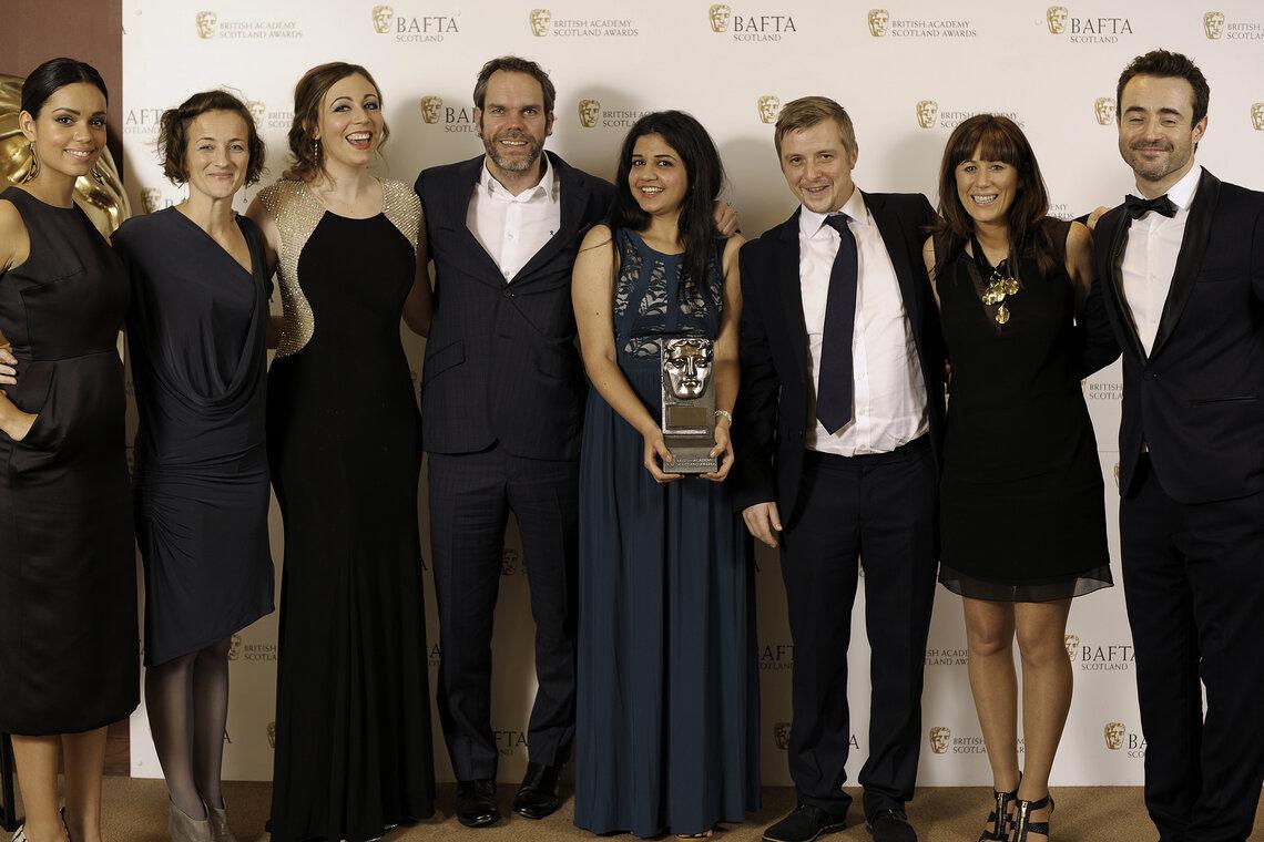 Bafta Winners: British Academy Scotland Awards: Winners In 2015