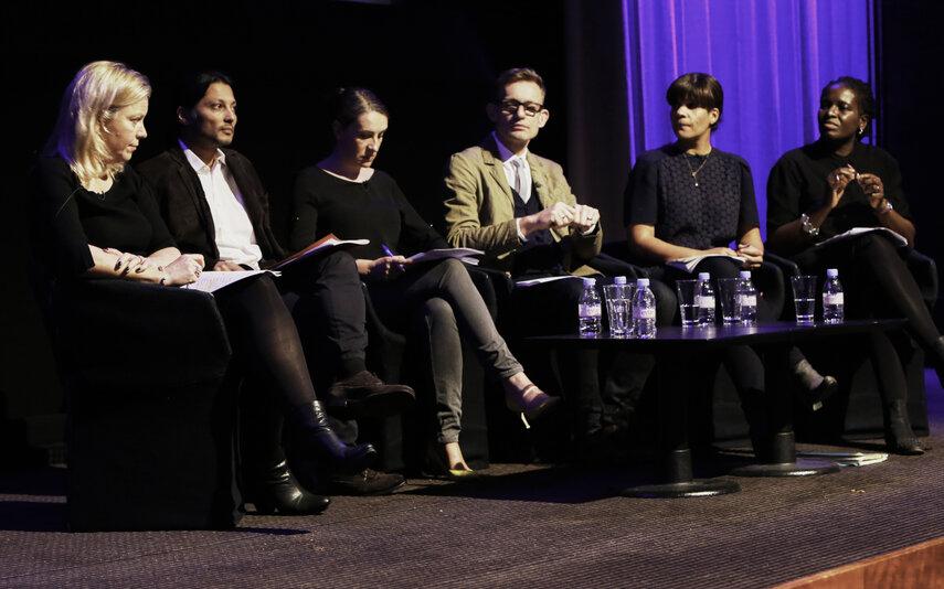 Event: Diversity in Television: Lenny Henry 18 Months OnDate: 17 November 2015Venue: BAFTA, 195 Piccadilly