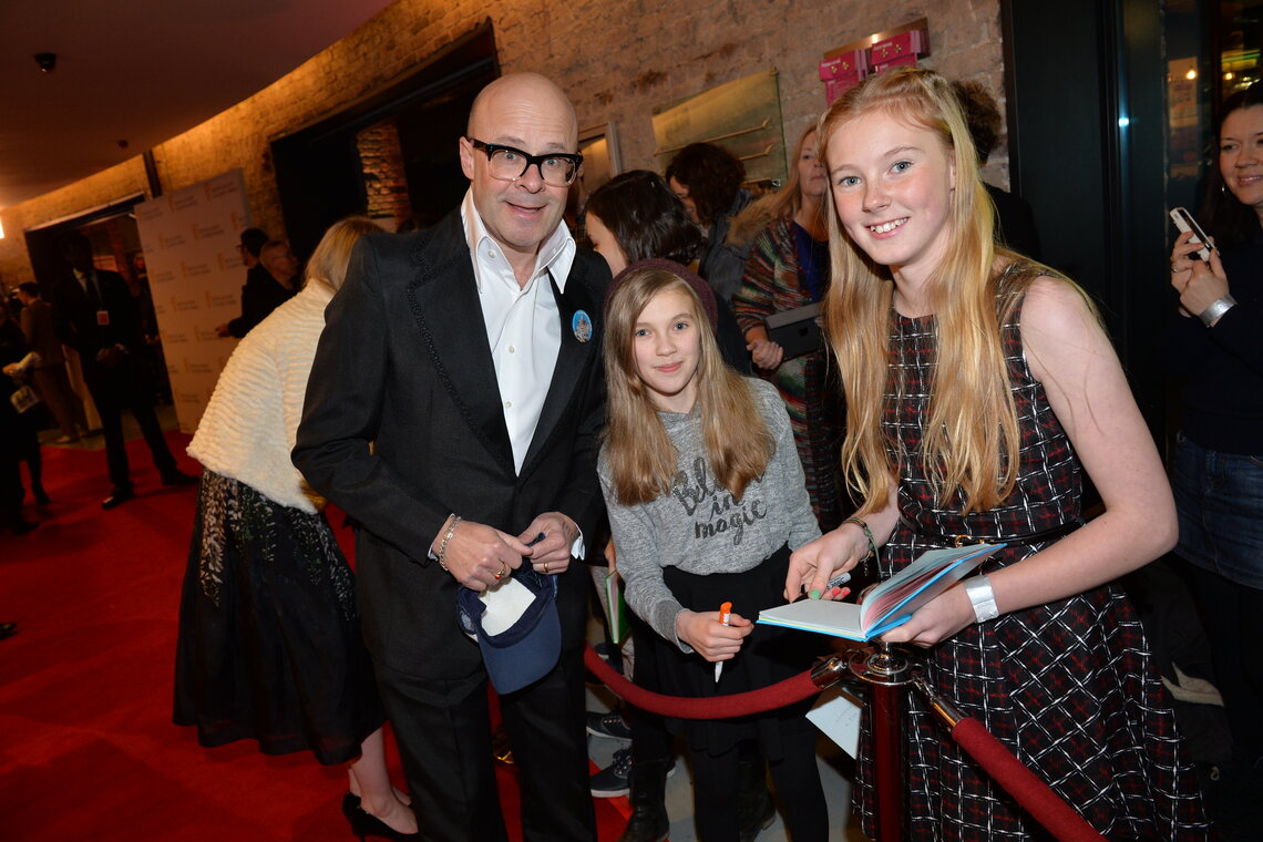 Event: British Academy Children's AwardsDate: Sun 22 November 2015Venue: Roundhouse, LondonHost: Doc Brown-Area: RED CARPET