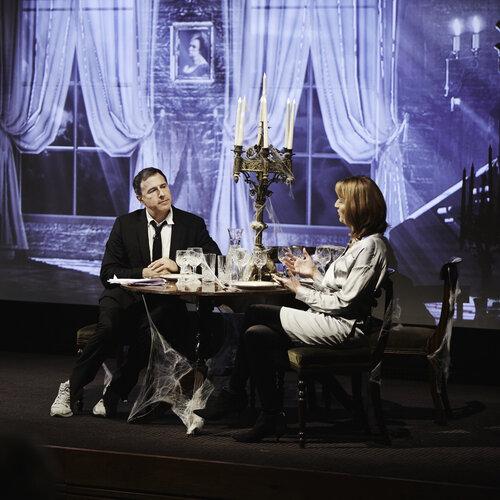 Event: ANNUAL DAVID LEAN LECTURE with David O RussellDate: Saturday 19 December 2015Venue: BAFTA, 195 Headquarters