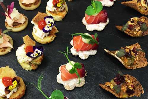 Canapes for EE British Academy Film AwardsDate: 07 January 2016Venue: BAFTA 195 Piccadilly
