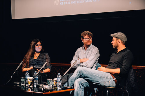 Event: BAFTA presents Making the Cut (at the Into Film Festival)Date: Wednesday 11 November 2015Venue: Glasgow Film HouseChair: Rhianna DhillonSpeakers: John Maclean and Fabian Wagner