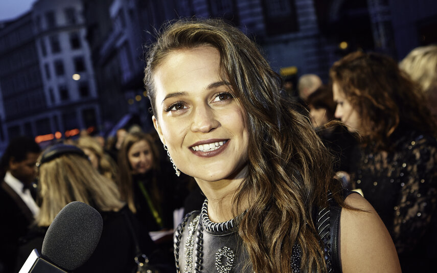 Meet Alicia Vikander, This Year's Breakout Star - HuffPost