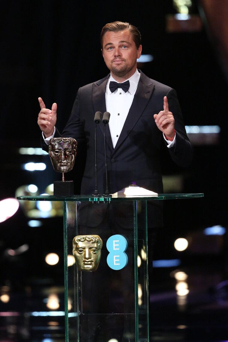 BAFTA 2016