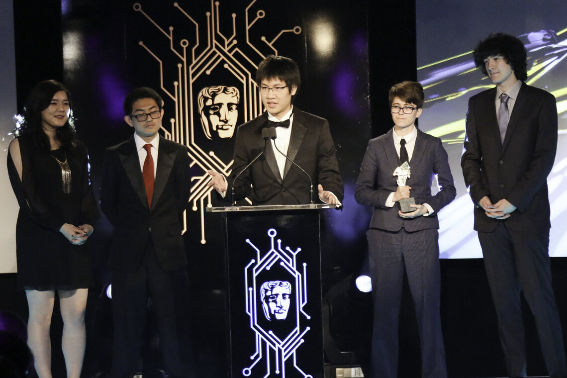 BAFTA: Games Awards Ceremony 2016