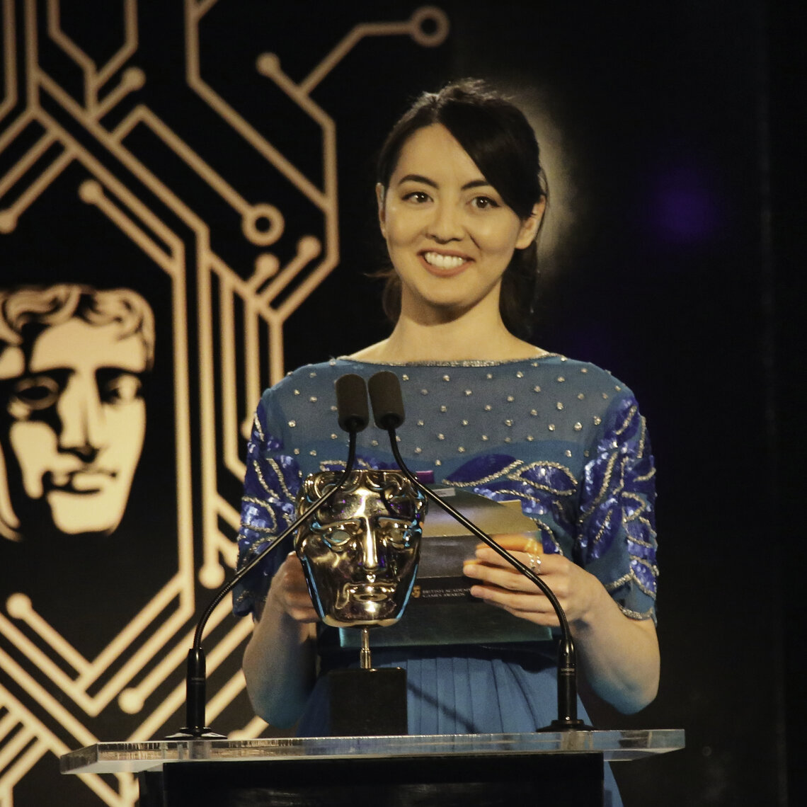 British Academy Games Awards Photography 2016 BAFTA