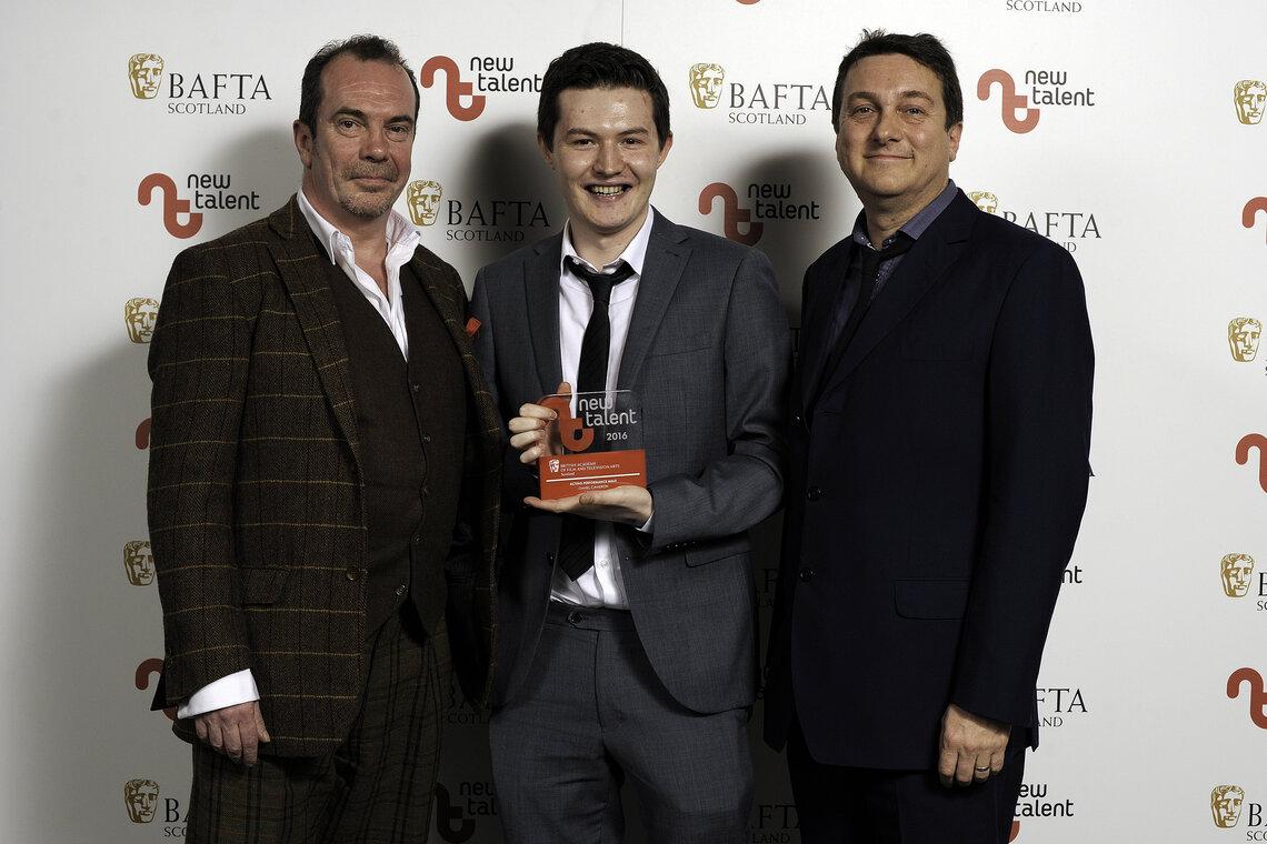 Bafta Winners: BAFTA Scotland New Talent Awards: Winners In 2016