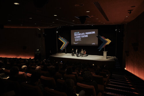 Event: Guru Live - a three-day event featuring masterclasses, panels and keynotes by the leading names in film, TV and games.Date: Mon 2 May 2016Venue: BAFTA, 195 Piccadilly