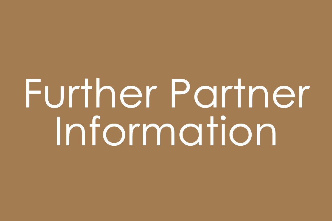 Further Partner Information