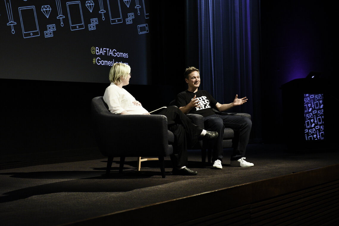 Event: BAFTA Annual Games Lecture given by Ilkka Paananen, CEO of SupercellDate: Mon 5 September 2016Venue: BAFTA, 195 PiccadillyHost: Keza MacDonald
