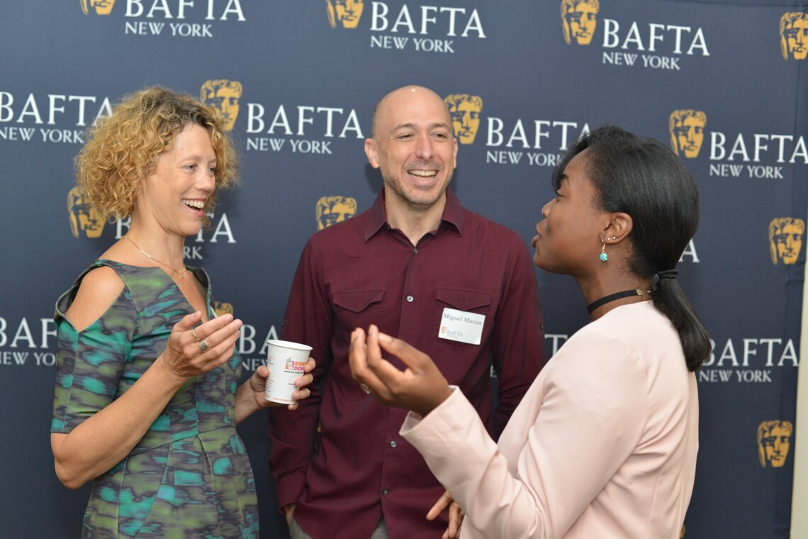 Event: BAFTA New York 2016 Scholarship BreakfastDate: 9.21.16Venue: Discovery Communications, New York