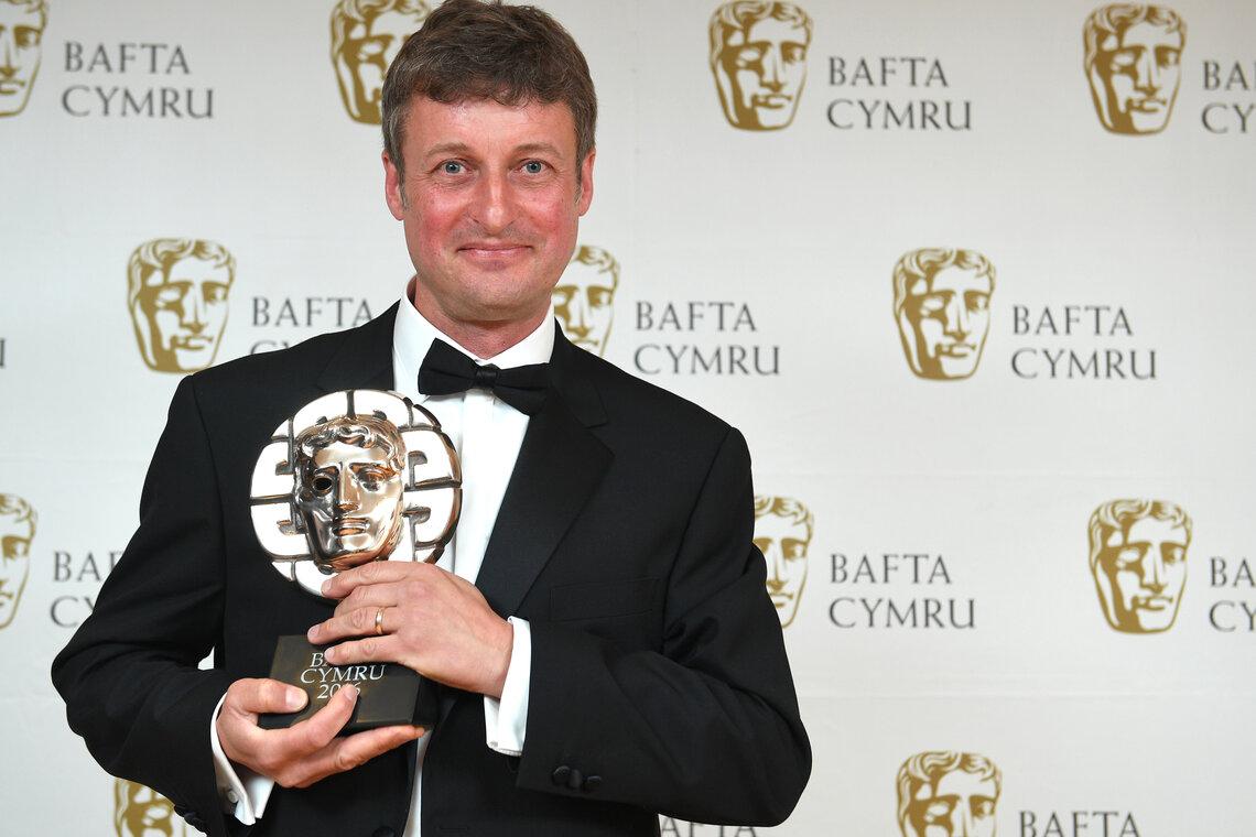 Bafta Awards: The 25th British Academy Cymru Awards