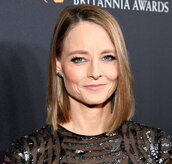 Jodie Foster at the 2016 Britannia Awards