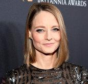 Jodie Foster at the 2016 Britannia Awards