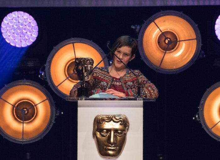 Presenter Ruby Barnhill